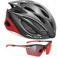 Kaski rowerowe i okulary