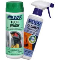 Impregnaty, środki piorące i czyszczące