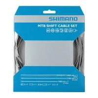 Shimano SIS-SP41 PTFE Zestaw linek i pancerzy przerzutki MTB
