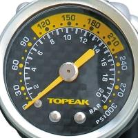 Topeak Pocket Shock DXG Pompka do amortyzatorów 360psi
