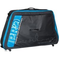 PRO Torba walizka transportowa na rower z mocowaniem na osiach