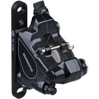Shimano BR RS805 Zacisk hamulca tarczowego szosowego przód PM okł. żywiczne