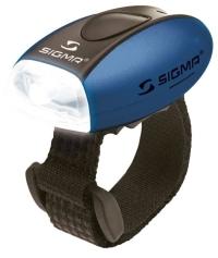 Sigma Micro Lampka przednia niebieska