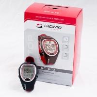 Sigma SC 6.12 Wodoszczelny stoper do biegania