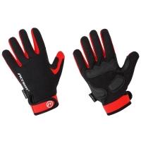 Accent Bora Long Zimowe rękawiczki rowerowe czerwone