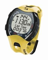 Sigma RC 14.11 Pulsometr dla biegaczy i rowerzystów żółty