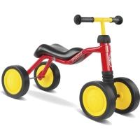 Puky Wutsch Rowerek biegowy jeździk czerwony
