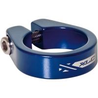 XLC PC B05 Zacisk sztycy 31,6mm na śrubę niebieski