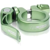 XLC PC L04 Zacisk sztycy 34,9mm z rączką zielony