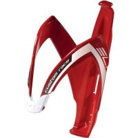 Elite Custom Race Koszyk na bidon czerwony białe logo
