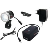 Sigma Powerled Evo Pro Set Lampka przednia 900lm + aku Li-Ion