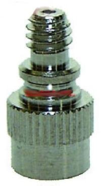 Adapter końcówka na wentyl AV / DV