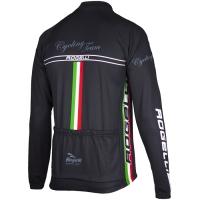 Rogelli Team Bluza rowerowa czarna