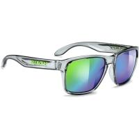 Rudy Project Spinhawk Okulary Crystal Ash Multilaser Green