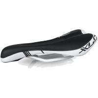 XLC SA S05 Sportline Siodełko ATB/MTB młodzieżowe biało czarne