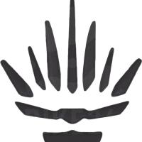Rudy Project Wingspan Wkładki kasku Free Pad Blk