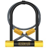 Onguard Bulldog DT 8012 Zapięcie U-lock + linka 10mm 120cm