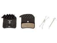 Shimano H01A Klocki hamulcowe żywiczne z radiatorami Saint Zee