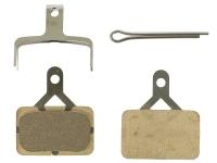 Shimano E01S Klocki hamulcowe metaliczne BRM 575 / 486 / 485 / 445