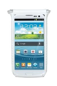 Topeak Smart Phone DryBag 5 Pokrowiec na telefon biały