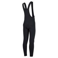 Rogelli Tavon Spodnie rowerowe na szelkach z wkładką czarne