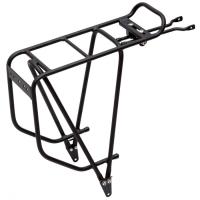 Crosso Bagażnik rowerowy tylny do sakw czarny