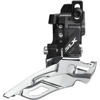 Shimano FD M671 SLX 3x10 Przerzutka przednia Down Swing Górny ciąg Direct mount