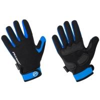 Accent Bora Long Zimowe rękawiczki rowerowe niebieskie