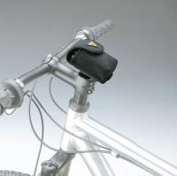 Topeak F66 Kapsel ze zintegrowanym mocowaniem Quickclick
