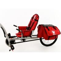 Weehoo i-Go Venture Przyczepka rowerowa z pedałami
