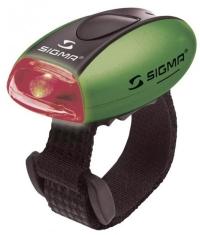 Sigma Micro Lampka tylna zielona