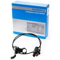 Shimano Acera BR M395 + BL M396 hamulec tarczowy przód czarny