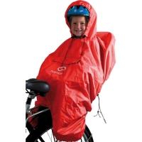 Hamax Ponczo dla dziecka czerwone