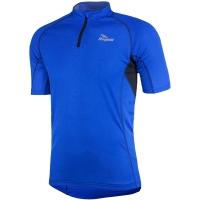Rogelli Perugia Koszulka rowerowa niebiesko czarna