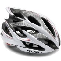 Rudy Project Windmax Kask Szosowy MTB White Silver