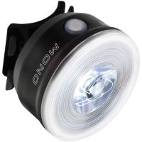 Sigma Sport Mono Zestaw lampek Led USB Aku Li-Ion czarne