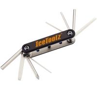 IceToolz 92A1 Compact Narzędziownik 8 funkcyjny