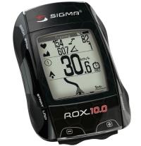 Sigma Sport Rox 10.0 GPS Set Licznik rowerowy czarny
