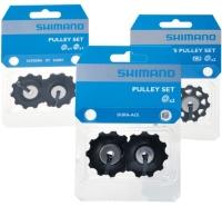 Shimano Kółka przerzutki tylnej Standard 105 SLX Deore Dyna-Sys 10rz.
