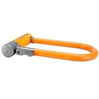 Kryptonite Kryptolok series 2 Mini 7 Zapięcie rowerowe U-lock pomarańczowe