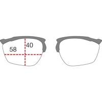 Rudy Project Stratofly RX Direct clip on Oprawki korekcyjne do okularów