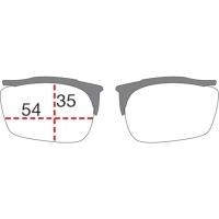 Rudy Project Agon RX Direct clip Oprawki korekcyjne do okularów
