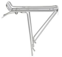 Sport Arsenal SNC 216 Bagażnik rowerowy tylny regulowany 26-28 cali alu srebrny
