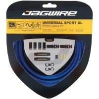 Jagwire Universal Sport XL Zestaw linek i pancerzy hamulca MTB Szosa niebieski