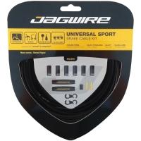 Jagwire Universal Sport Zestaw linek i pancerzy hamulca MTB / Szosa czarny