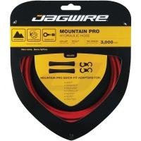 Jagwire Mountain Pro Przewód hamulcowy 3000mm Kevlar czerwony
