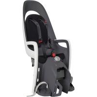 Hamax Caress Fotelik dziecięcy szaro biały + adapter na bagażnik