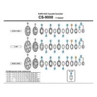 Shimano Koronka kasety Dura Ace CS 9000