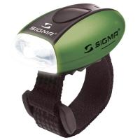 Sigma Micro Lampka przednia zielona