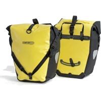 Ortlieb Back Roller Classic Sakwy rowerowe tylne yellow-black 40L